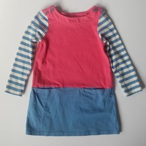 Mini Boden Dress with Pockets 2-3